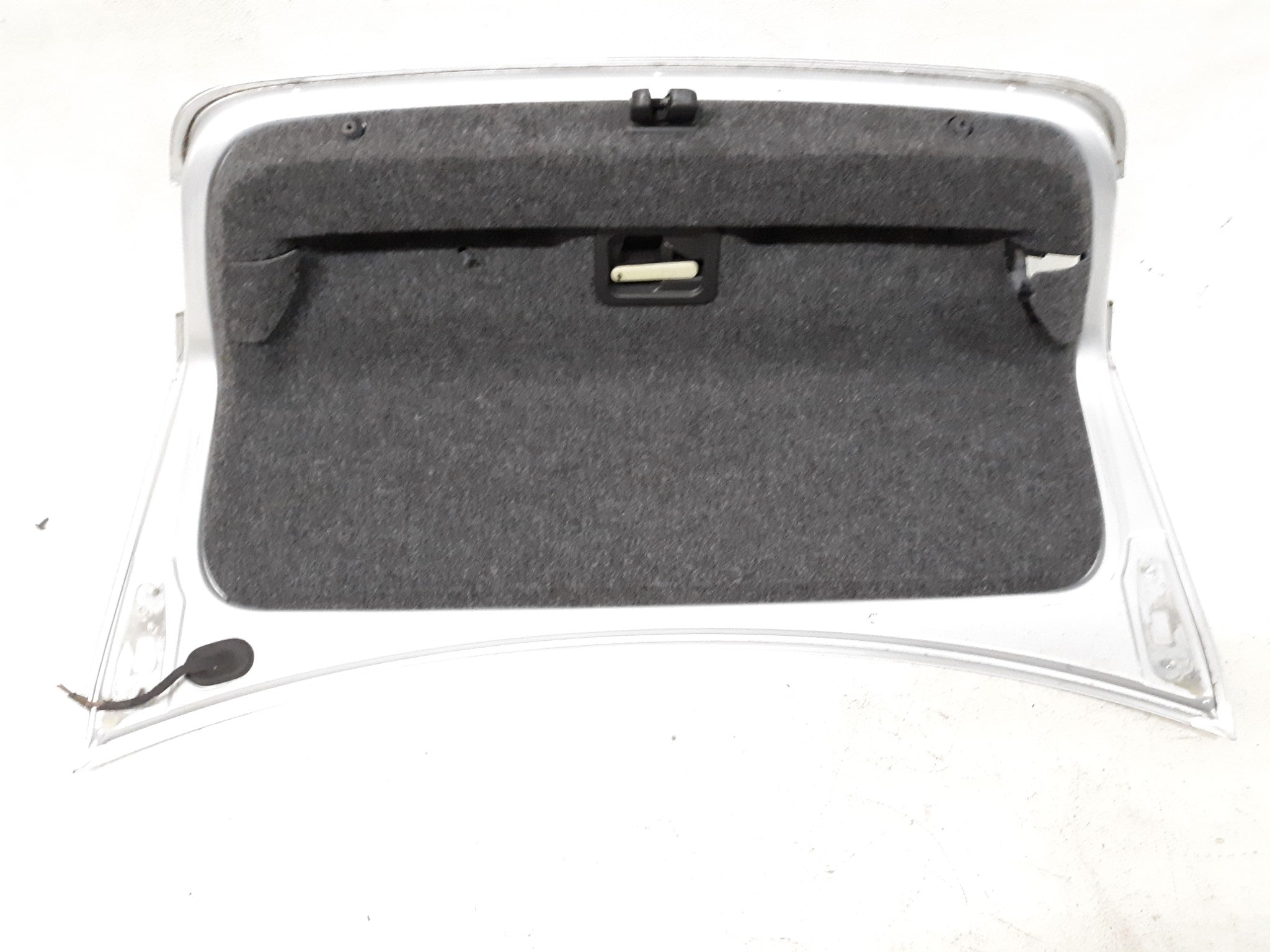 VW JETTA SE SEDAN MK5 TRUNK LID HATCH W/SPOILER SILVER 2008 2009 2010 OEM