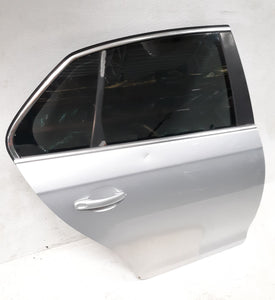 VOLKSWAGEN JETTA REAR PASSENGER RIGHT DOOR SILVER  2005-2010 OEM