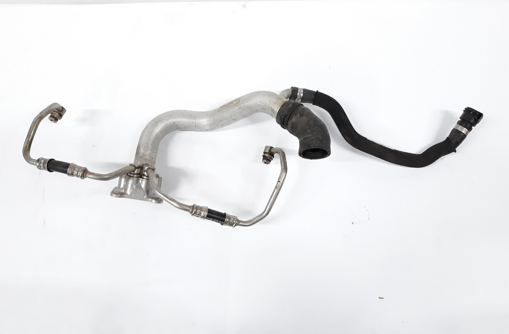 2007-2011 BMW 335i E92 ENGINE WATER PIPE ENGINE SUPPLY TO WATER PUMP INLET