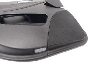 06-11 MERCEDES W219 CLS500 CLS350 REAR LH DRIVER SIDE INTERIOR DOOR PANEL BLACK