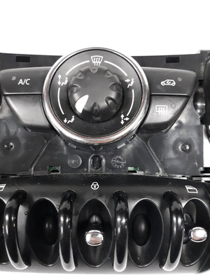 2011 - 2015 Mini Cooper Center Climate Control Unit E1060548 OEM