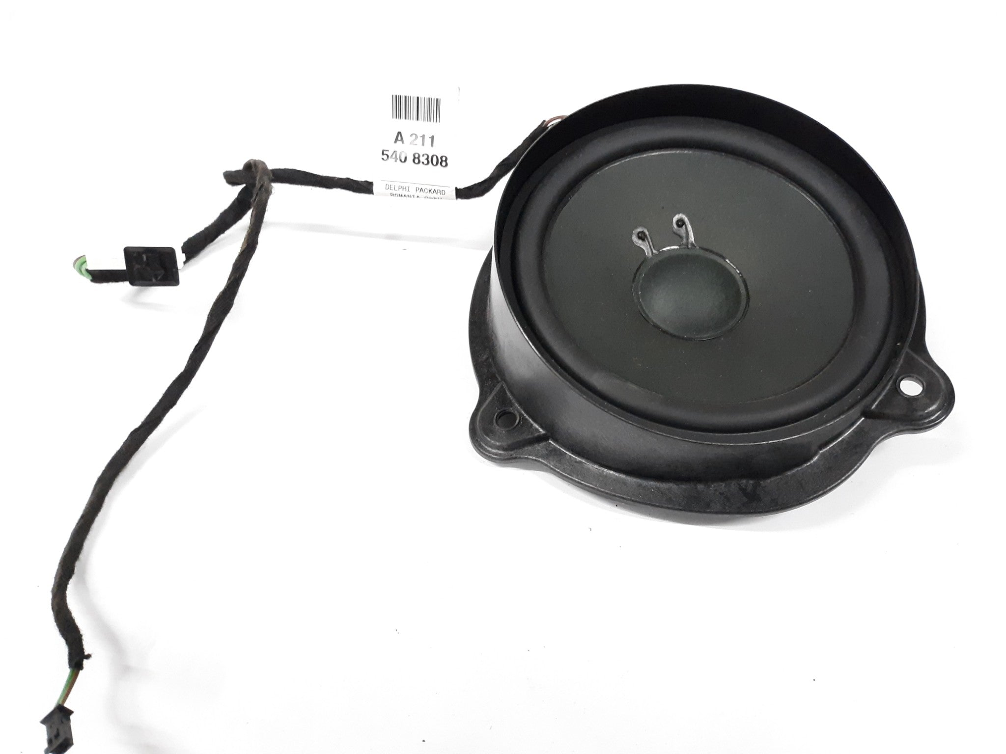 2006 2007 2008 MERCEDES CLS500 W219 FRONT LEFT DRIVER  SIDE DOOR SPEAKER OEM