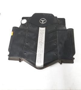 01 - 06 MERCEDES BENZ CLS500 S500 ENGINE COVER AIR INTAKE FILTER BOX A1120940004