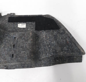 2006 - 2011 MERCEDES CLS500 REAR TRUNK RIGHT SIDE PANEL TRIM COVER OEM
