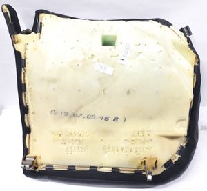 06-11 Mercedes W219 CLS500 CLS550 Rear Right Side Lower Bottom Seat Cushion