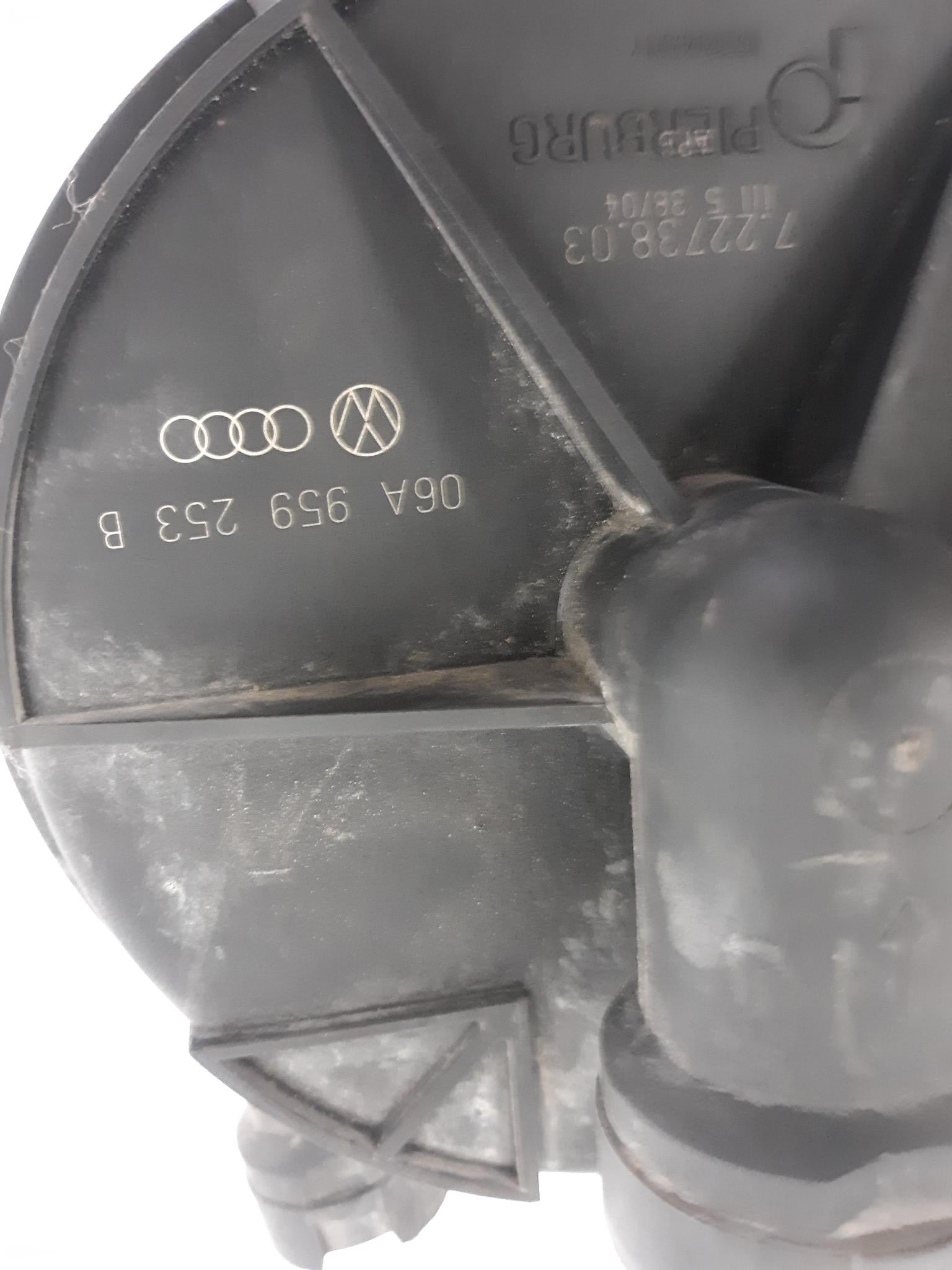 00 - 10 AUDI A4 A8 TT VW TOUAREG GOLF JETTA PASSAT AIR INJECTION PUMP 06A959253 - Click Receive Auto Parts
