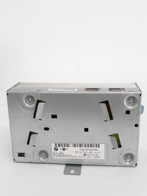 2007-2010 MINI COOPER R55 R56 HIFI SYSTEM AMPLIFIER HARMAN/BECKER 3451405 OEM