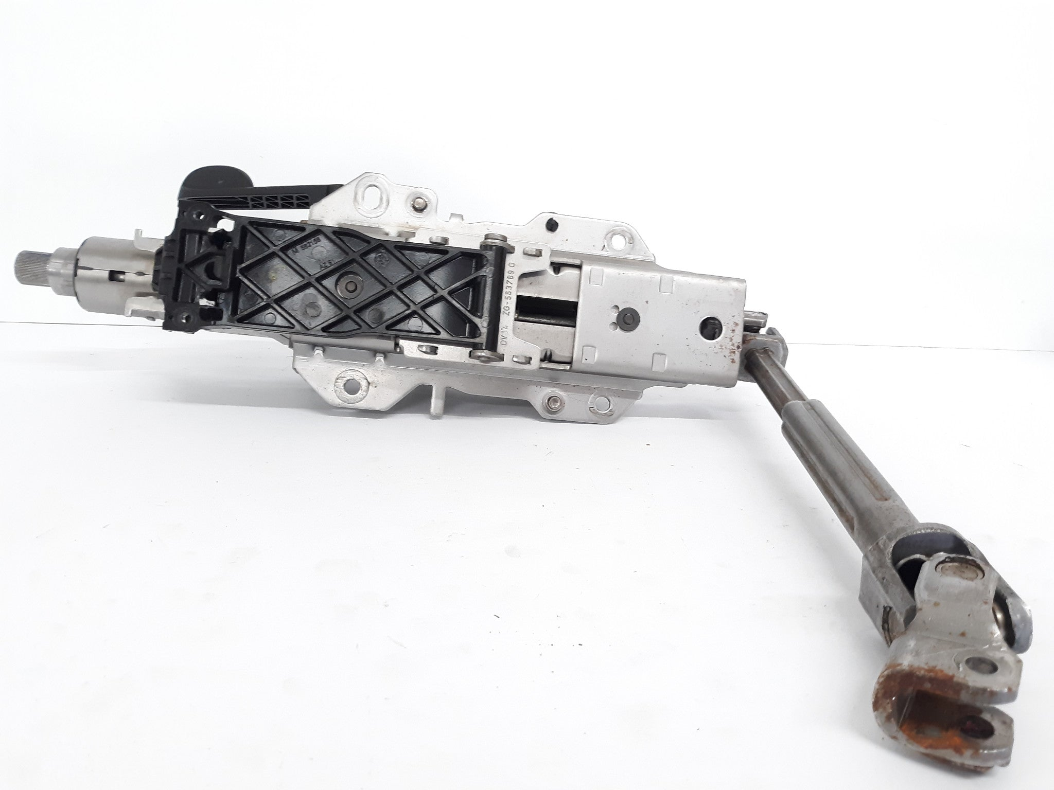 07-15 MINI COOPER R56 R55 R57 LEFT DRIVER SIDE STEERING WHEEL COLUMN 2755517 OEM - Click Receive Auto Parts
