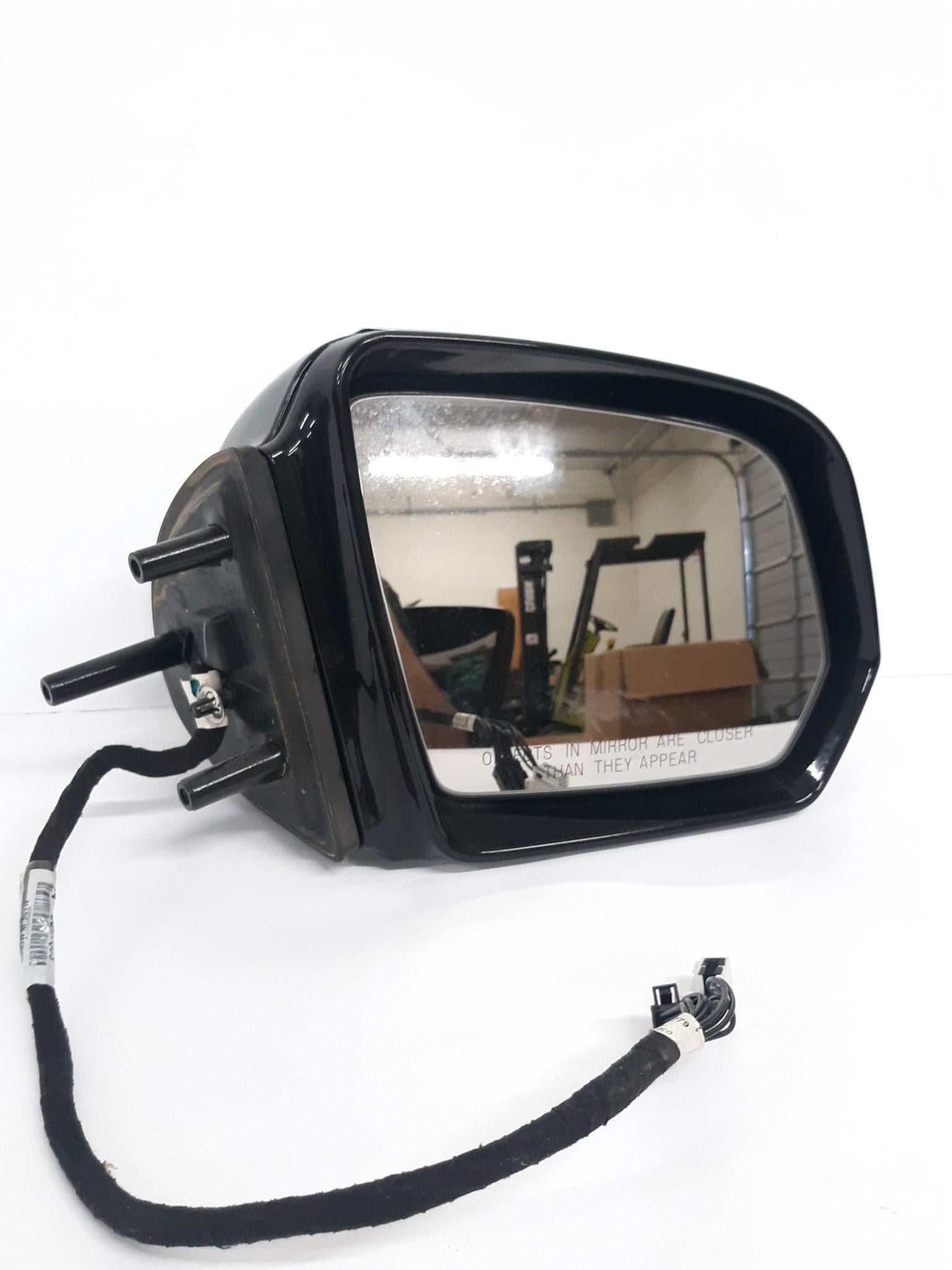 2009-2010 MERCEDES ML350 ML550 GL450 GL550 ML320 RIGHT MIRROR 1648102619 BLACK