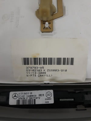 06 - 12 MERCEDES X164 W164 GL450 GL550 ML320 REAR PARKING SENSOR DOME LIGHT OEM - Click Receive Auto Parts