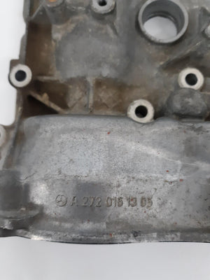06-09 Mercedes E350 C350 CLK350 SLK350 Right Cylinder Head Cover A2720161305 OEM - Click Receive Auto Parts