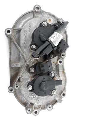 06-10 Mercedes W209 CLK350 C350 E350 Left Engine Timing Chain Cover Plate OEM - Click Receive Auto Parts