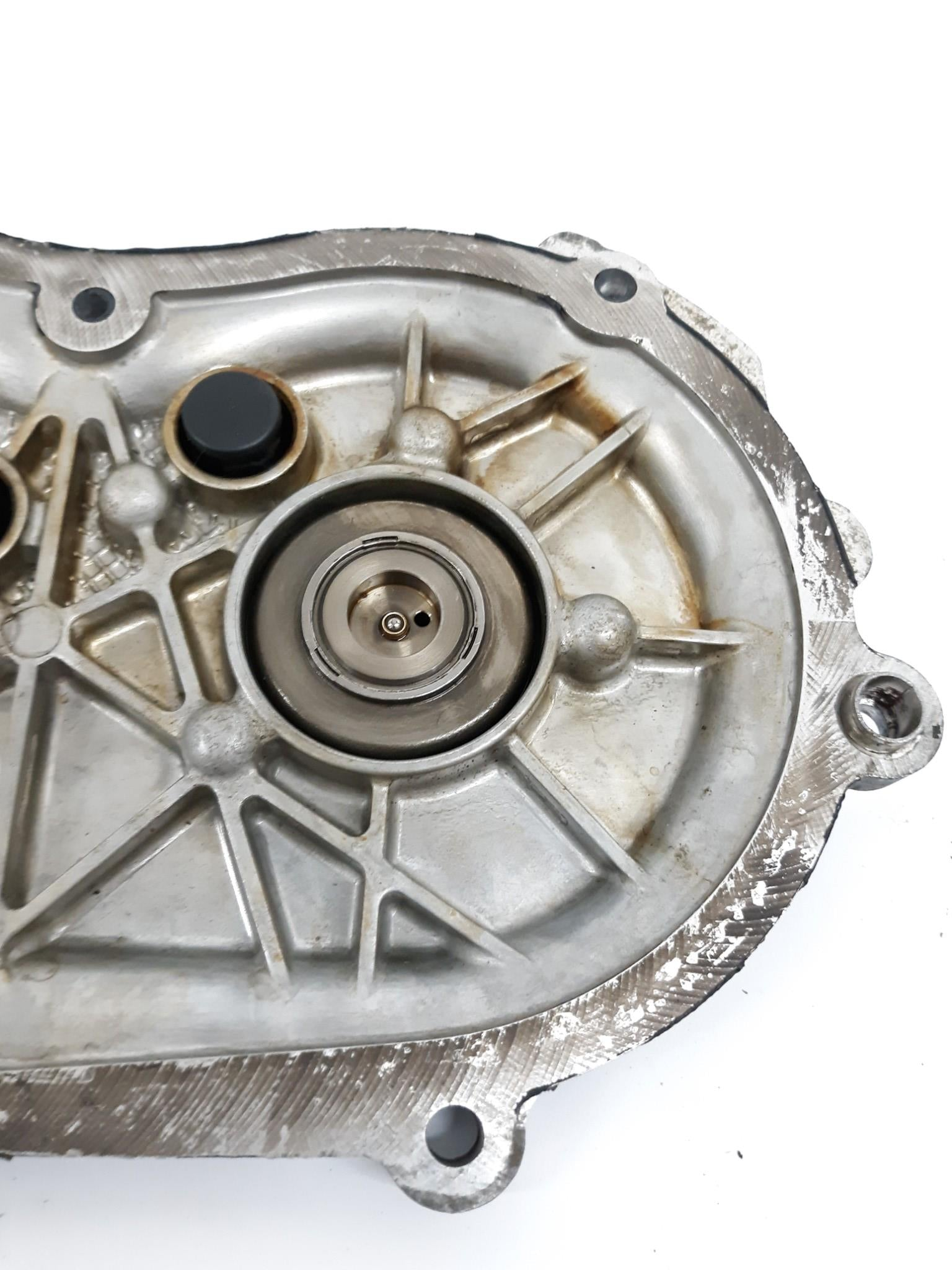06-10 Mercedes W209 CLK350 C350 E350 Right Engine Timing Chain Cover Plate OEM - Click Receive Auto Parts