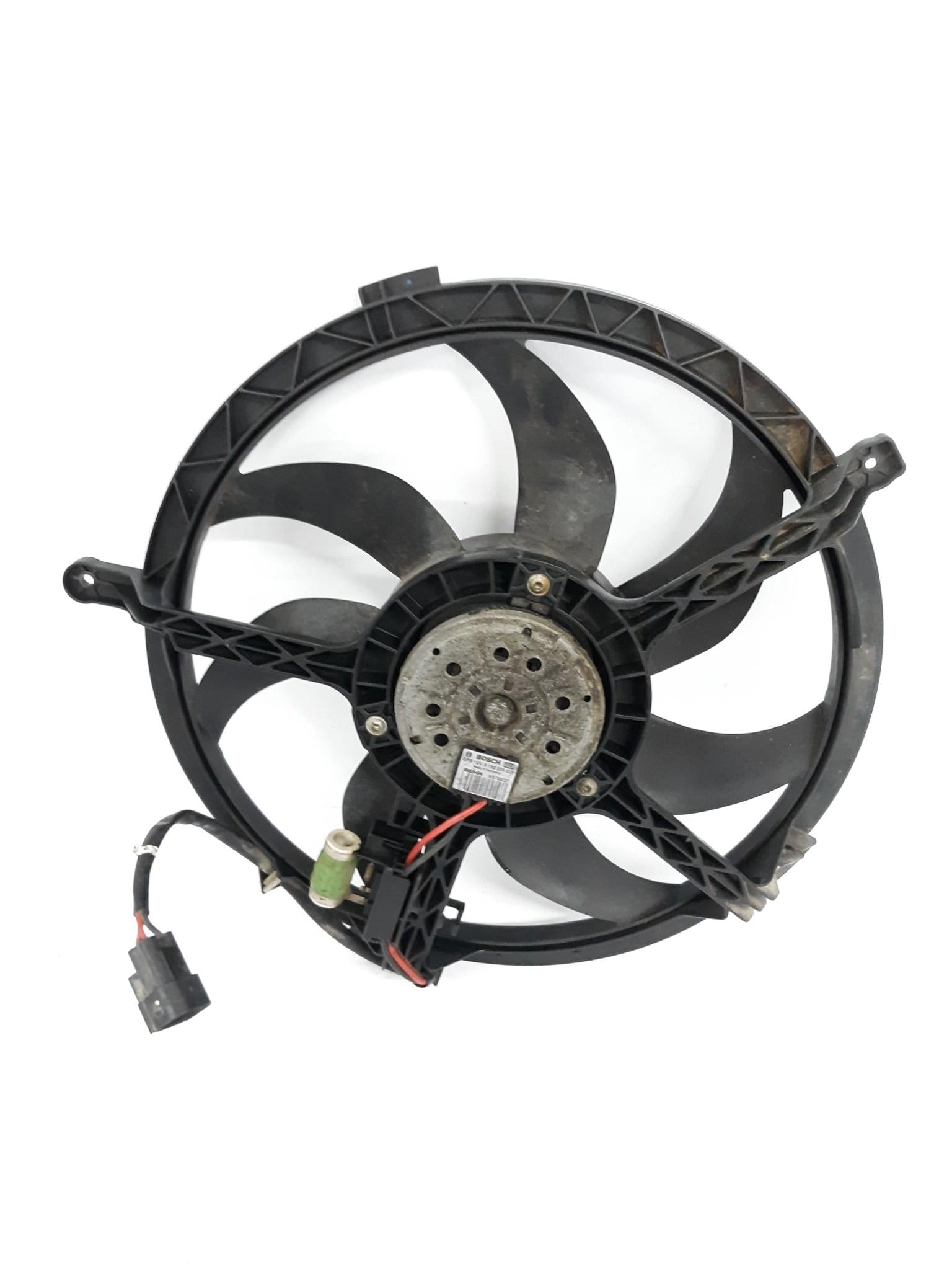2007-2015 Mini Cooper Engine Radiator Cooling Fan Motor OEM 2752632