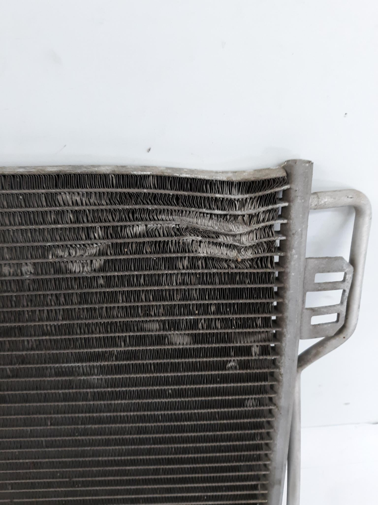 2008-2015 SMART FORTWO AIR CONDITIONING A/C CONDENSER ASSEMBLY A4515000154 OEM