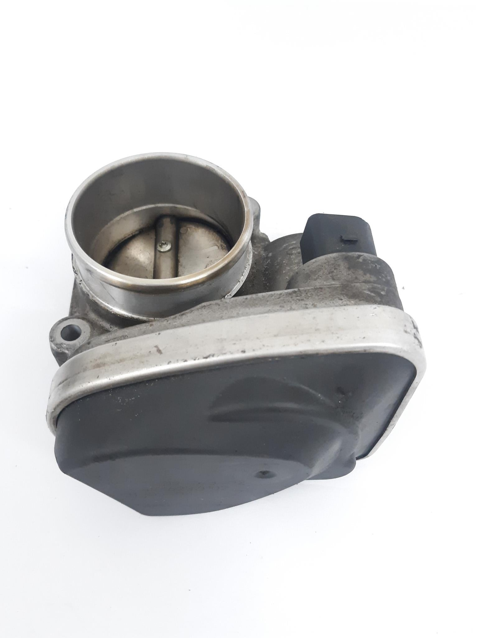 2002 - 2008 MINI COOPER R50 R52 ENGINE AIR INTAKE THROTTLE BODY 7509043 OEM - Click Receive Auto Parts