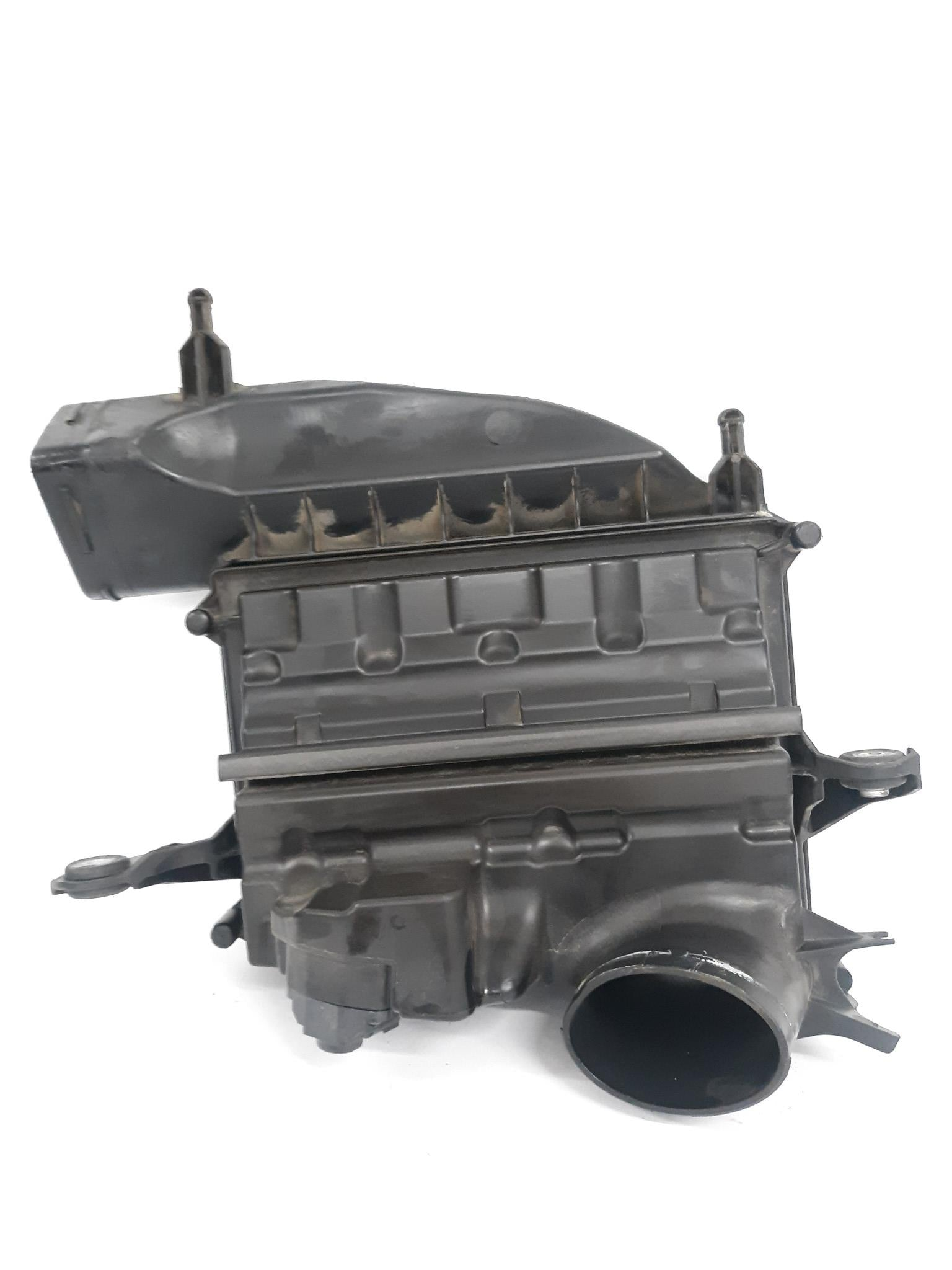 06 - 12 MERCEDES W251 W164 X164 R350 ML350 ENGINE AIR INTAKE BOX LEFT DRIVER OEM - Click Receive Auto Parts