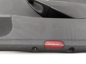 2006-2010 VW PASSAT FRONT RIGHT PASSANGER SIDE DOOR TRIM PANEL BLACK OEM