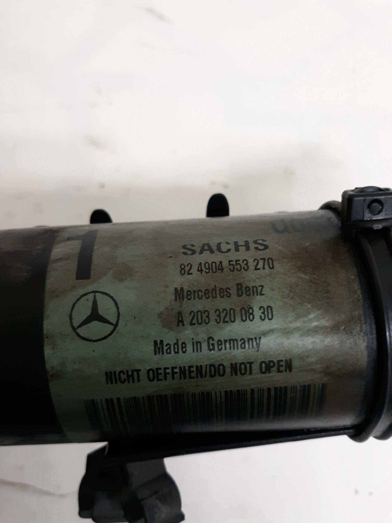 01-07 Mercedes W203 C240 C350 Shock Strut Absorber Front Right Side OEM - Click Receive Auto Parts