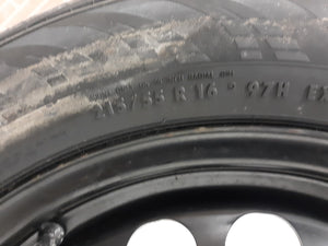 "2006 2007 2008 2009 2010 VW PASSAT B6 - 16"" INCH SPARE TIRE / WHEEL"