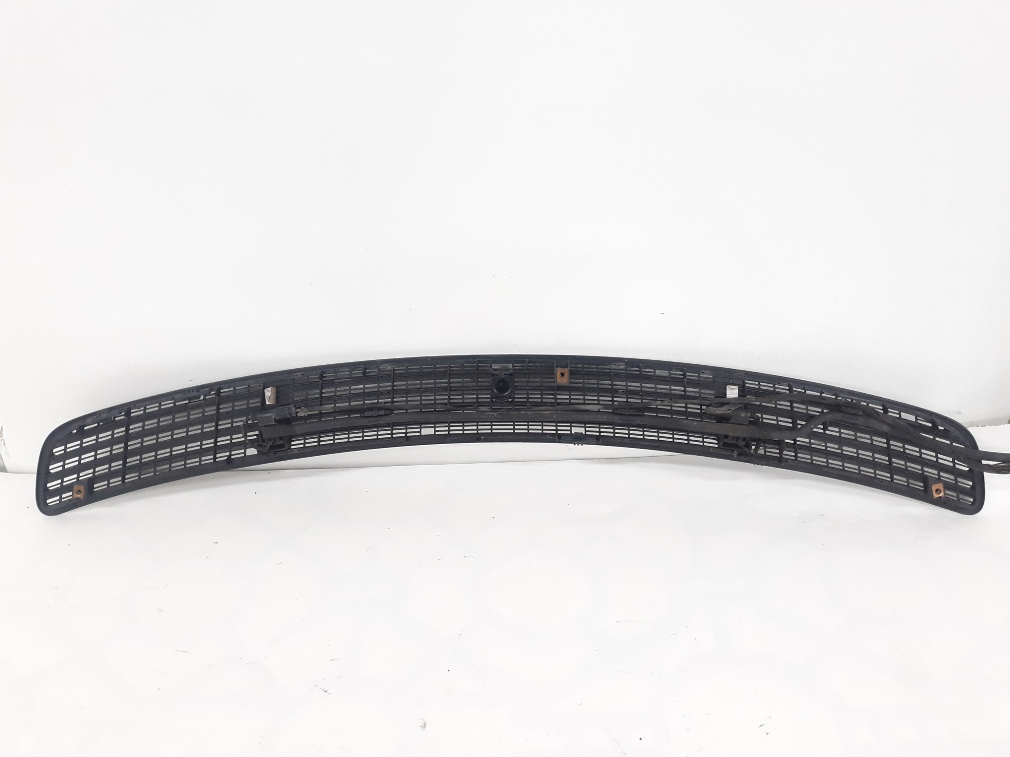 2003-2009 MERCEDES W209 CLK500 CLK320 CLK550 HOOD AIR VENT TOP GRILL A2038800205 - Click Receive Auto Parts