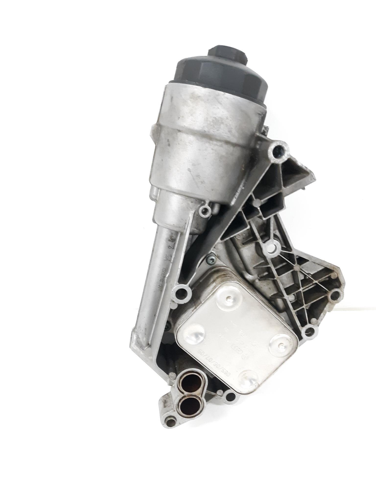 2004 2005 2006 Volkswagen Touareg Oil Filter Housing and Cooler OEM - Click Receive Auto Parts