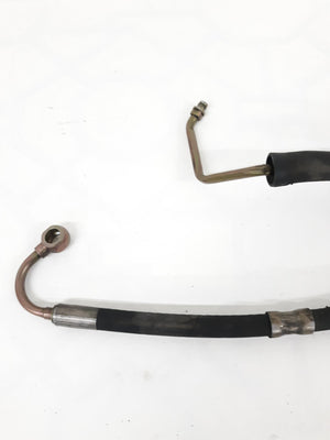 2001 - 2007 Mercedes-Benz C240 C320 C280 Power Steering Hose A2034661881 OEM - Click Receive Auto Parts