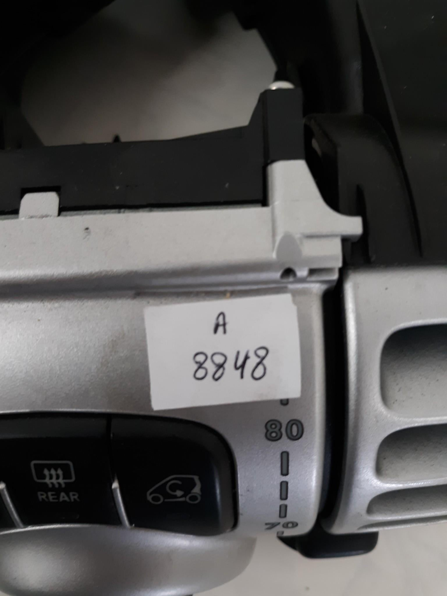 2011-2014 Smart Car Fortwo Climate Control Panel & AC Vents A4518300854 OEM - Click Receive Auto Parts