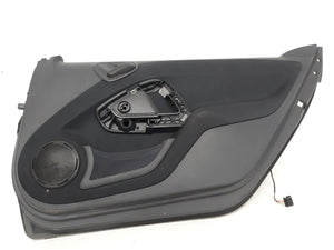 2005-2015 Smart ForTwo Right Passenger Side Interior Door Panel A4517271090 OEM - Click Receive Auto Parts