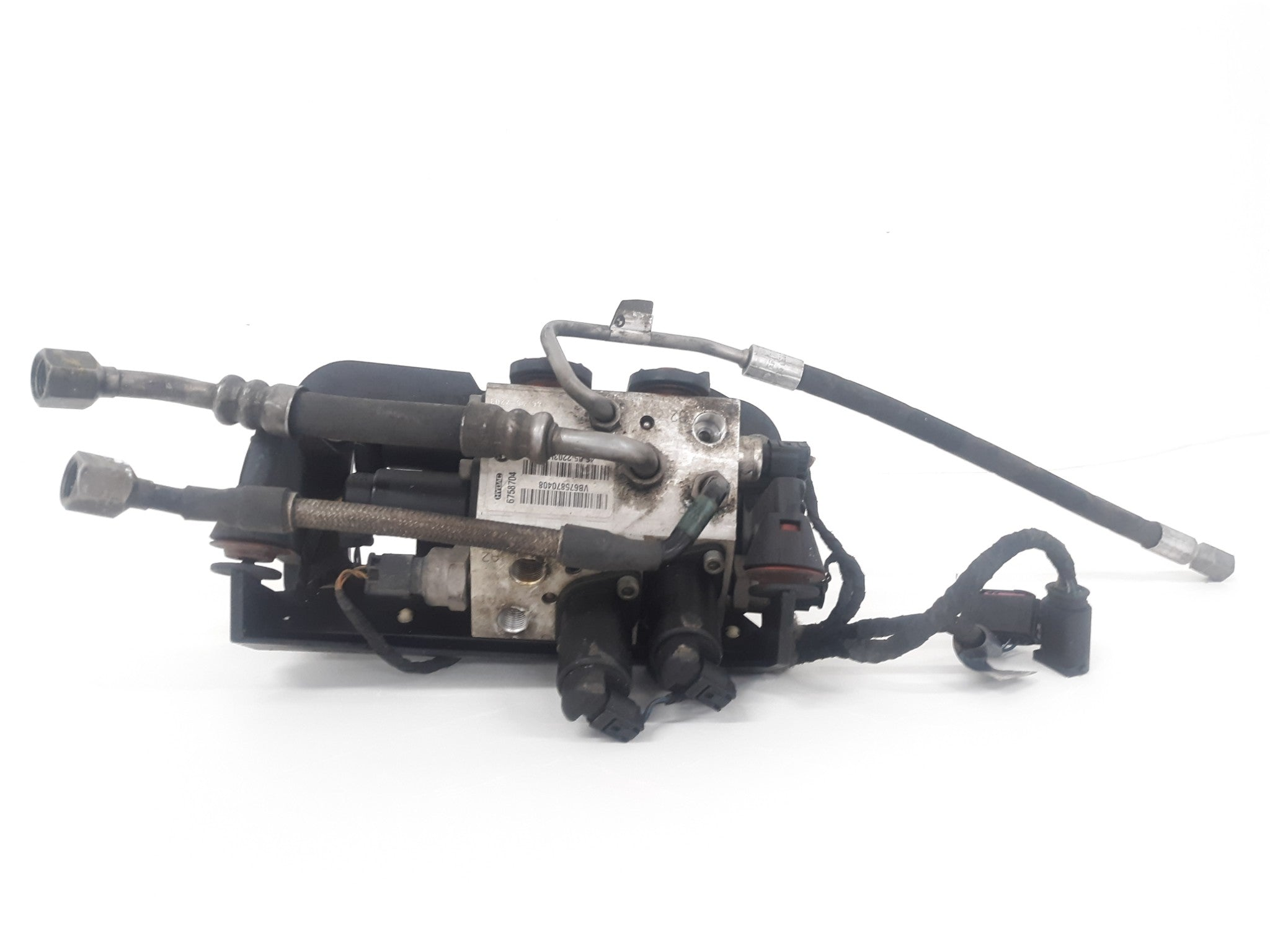 02-08 BMW E65 E66 750 745 ABS Hydraulic Dynamic Drive Brake Pump valve 6758704 - Click Receive Auto Parts