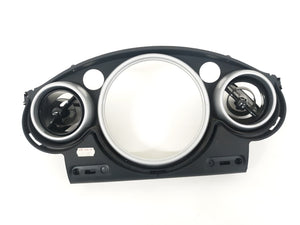 2002 - 2006 MINI COOPER SPEEDOMETER SURROUND BEZEL TRIM 0769337 OEM - Click Receive Auto Parts
