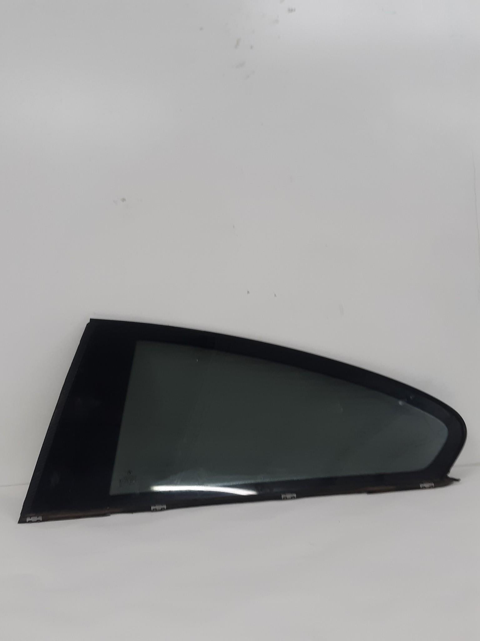 2006 BMW 650i E63 Coupe Rear Left Driver Side Quarter Panel Glass Window OEM