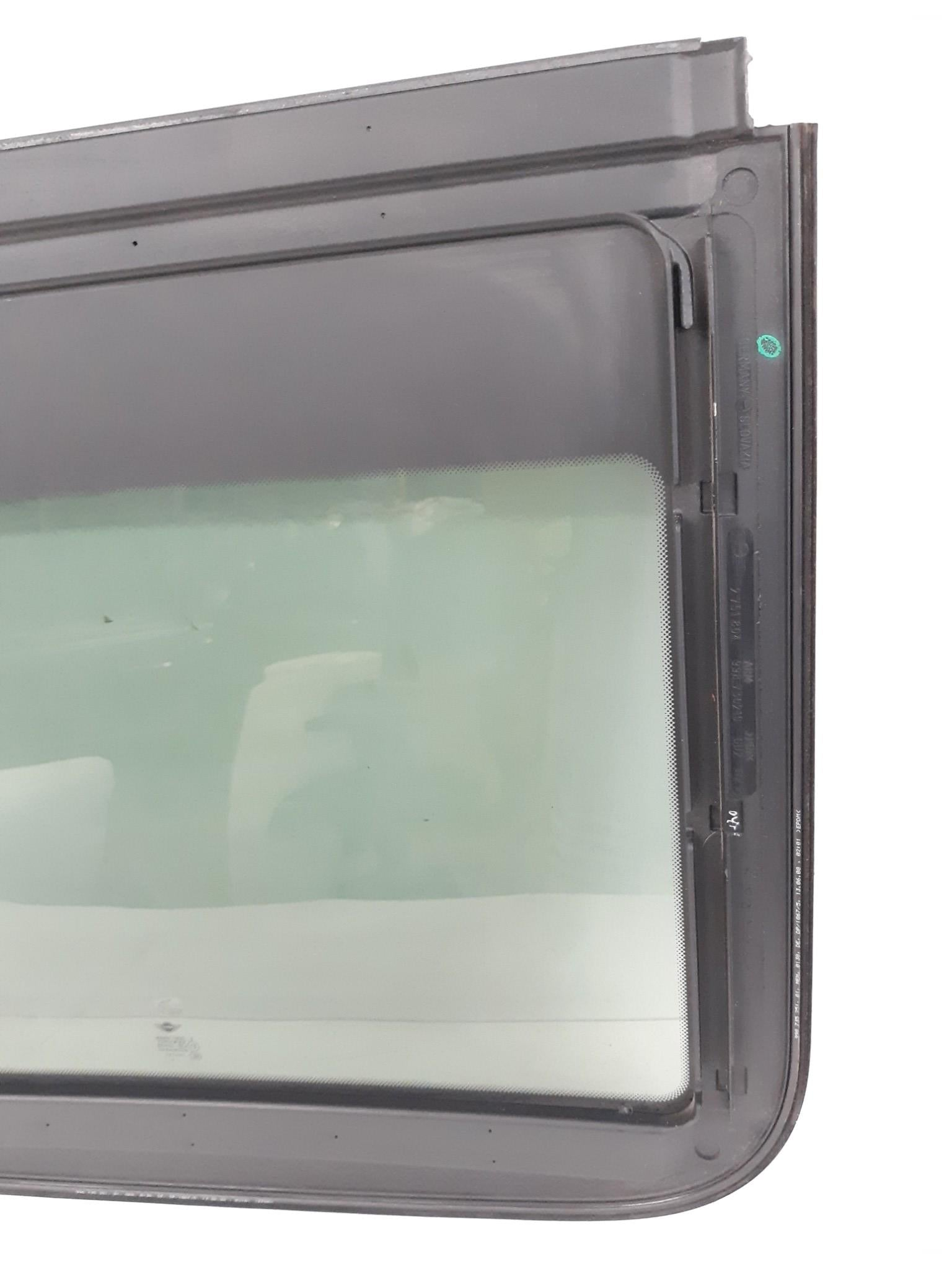 2007-2013 Mini Cooper R55 R56 LCI Rear Sunroof Glass 2751804 OEM