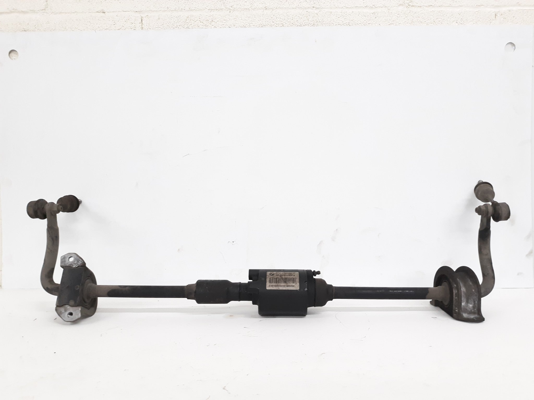 04-10 BMW 530i 535i 550i 650i REAR DYNAMIC ACTIVE STABILIZER SWAY BAR 6760166 - Click Receive Auto Parts