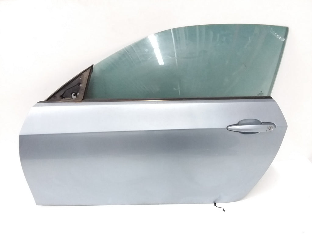 BMW E92 335i 328i COUPE FRONT DRIVER SIDE DOOR 2007-2013 BLUEWATER METALLIC OEM