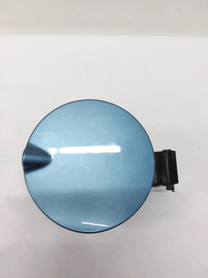 2008-2012 SMART FORTWO OEM GAS FUEL DOOR Numeric blue EAA A451 637 00 42  OEM