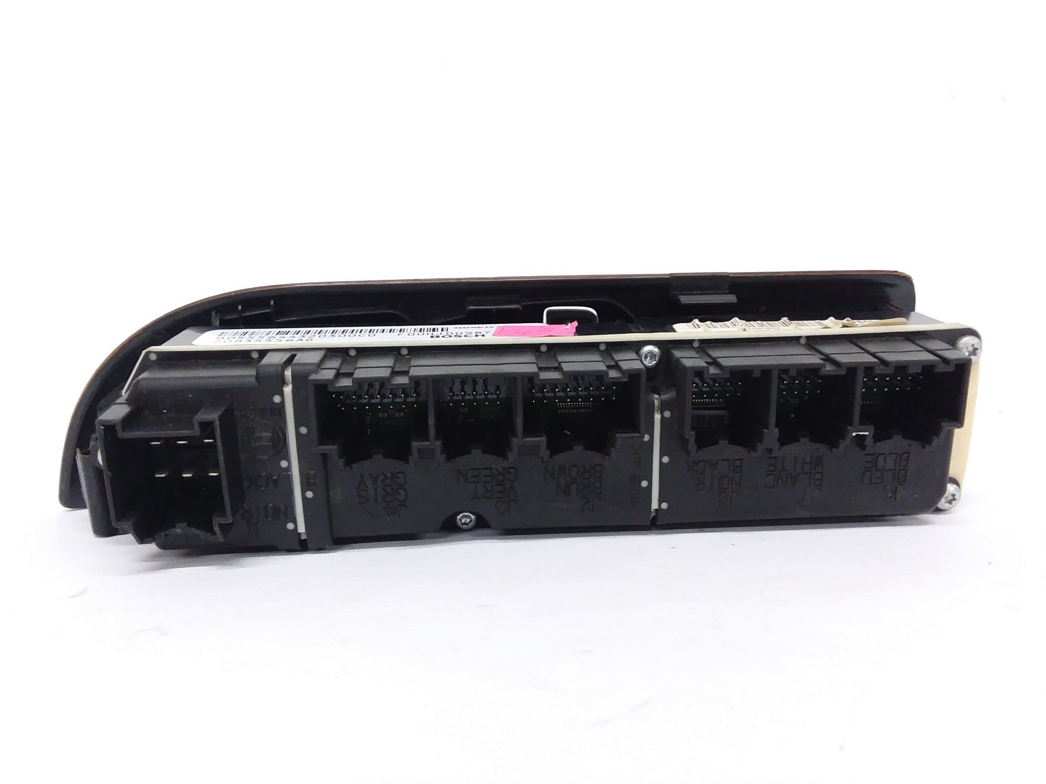 09 - 14 CADILLAC ESCALADE TAHOE SILVERADO RIGHT SIDE MASTER WINDOW SWITCH OEM - Click Receive Auto Parts
