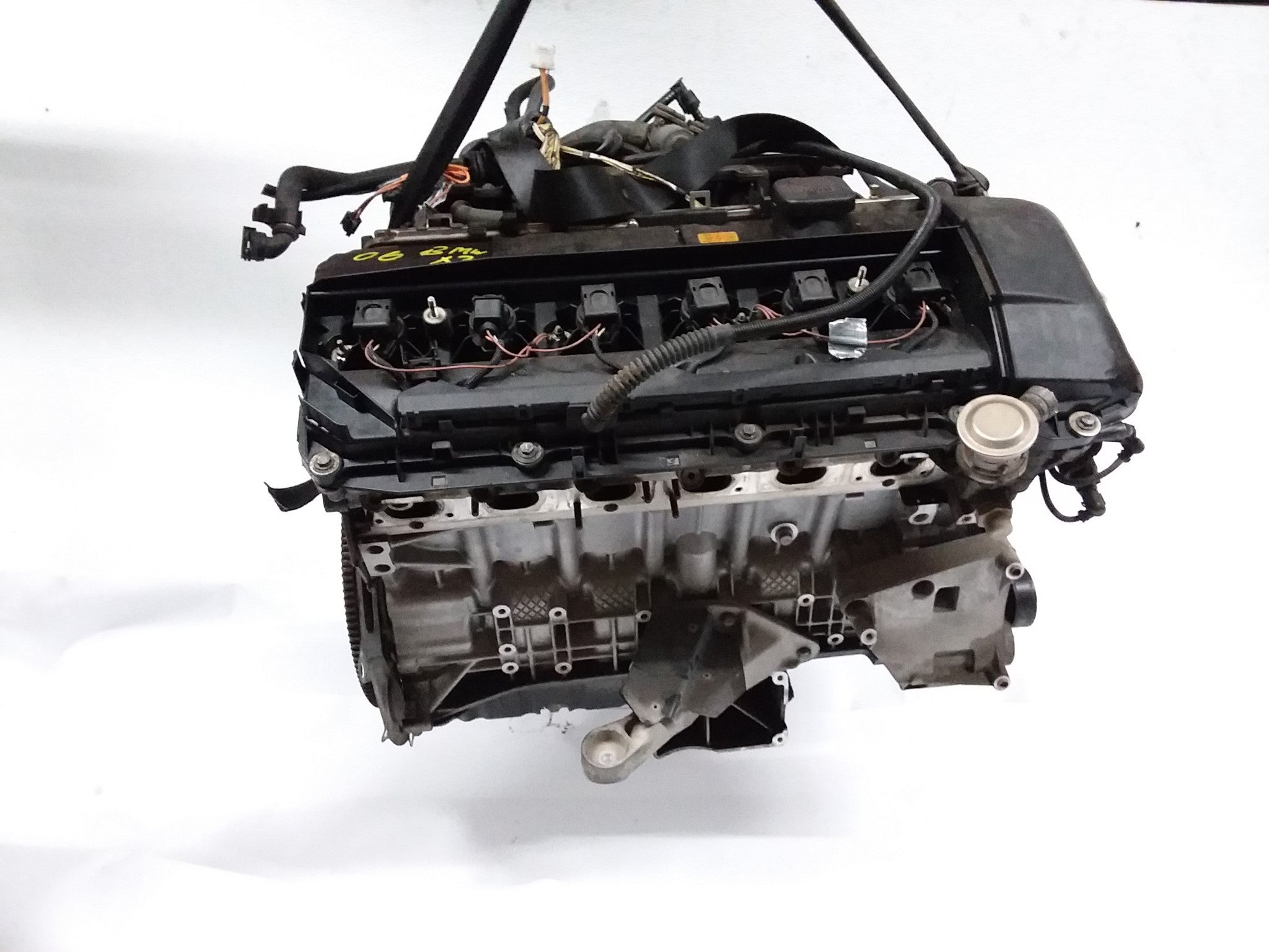 2004 2005 2006 04 05 06 BMW X3 3.0L ENGINE MOTOR ASSEMBLY - Click Receive Auto Parts