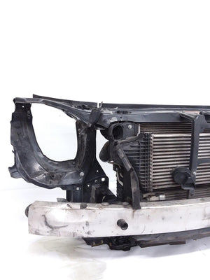 2006 - 2010 MERCEDES ML320 W164 RADIATOR BUMPER SHROUD FAN SUPPORT ASSEMBLY OEM