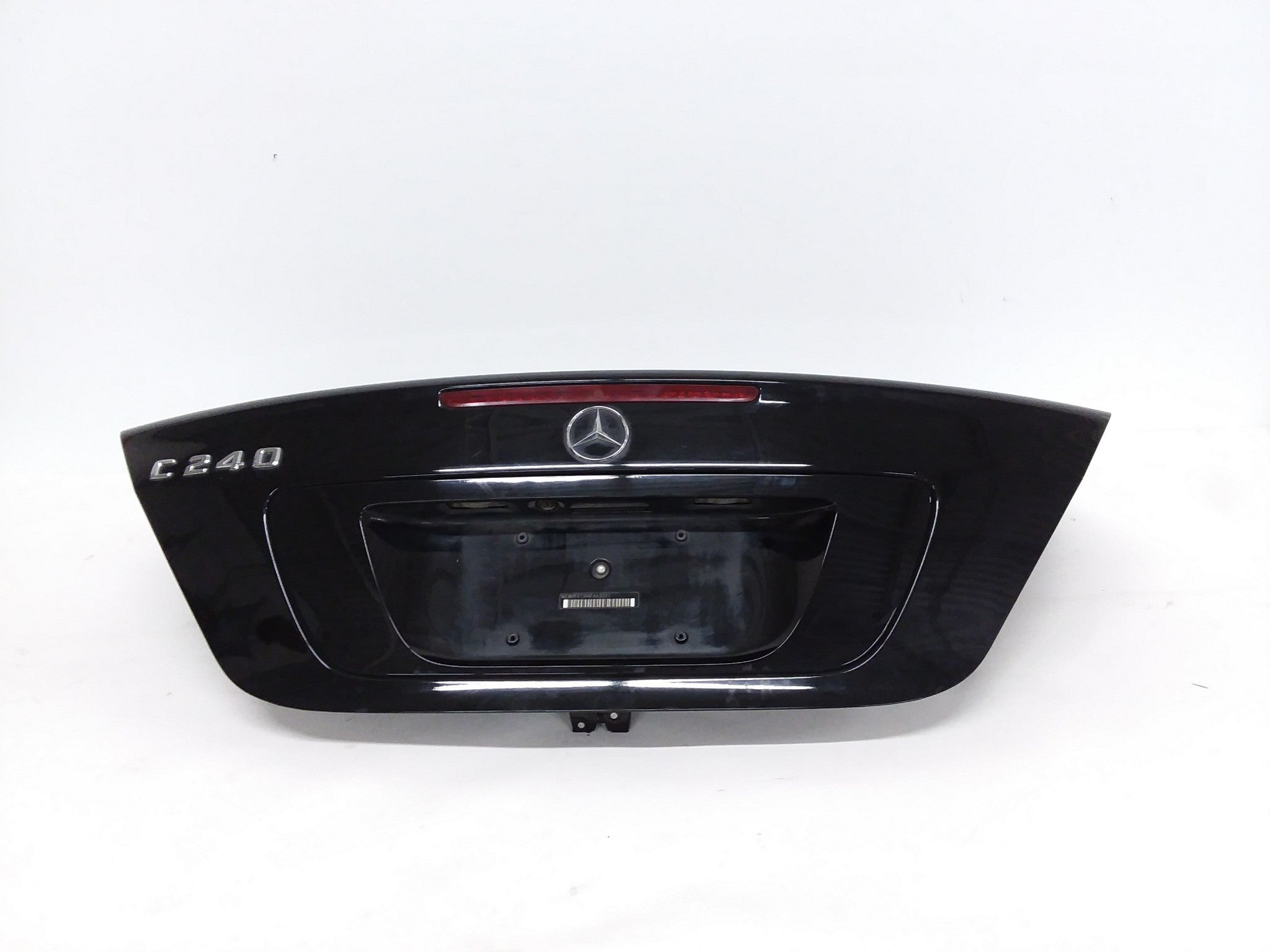 2001 - 2007 MERCEDES-BENZ C240 C230 C320 REAR TRUNK LID HATCH BLACK OEM - Click Receive Auto Parts