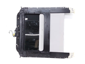06-10 VW Volkswagen Passat Sun Roof Frame Sliding Cover Glass Motor Assembly OEM - Click Receive Auto Parts