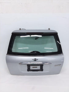 2002 - 2006 MINI COOPER BASE R50 R53 REAR TRUNK LID TAIL GATE W/ SPOILER SILVER - Click Receive Auto Parts