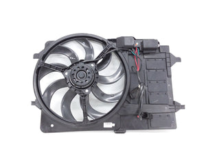 2002-2006 Mini Cooper  R50 R53 Electric Cooling Fan Motor Shroud  OEM - Click Receive Auto Parts