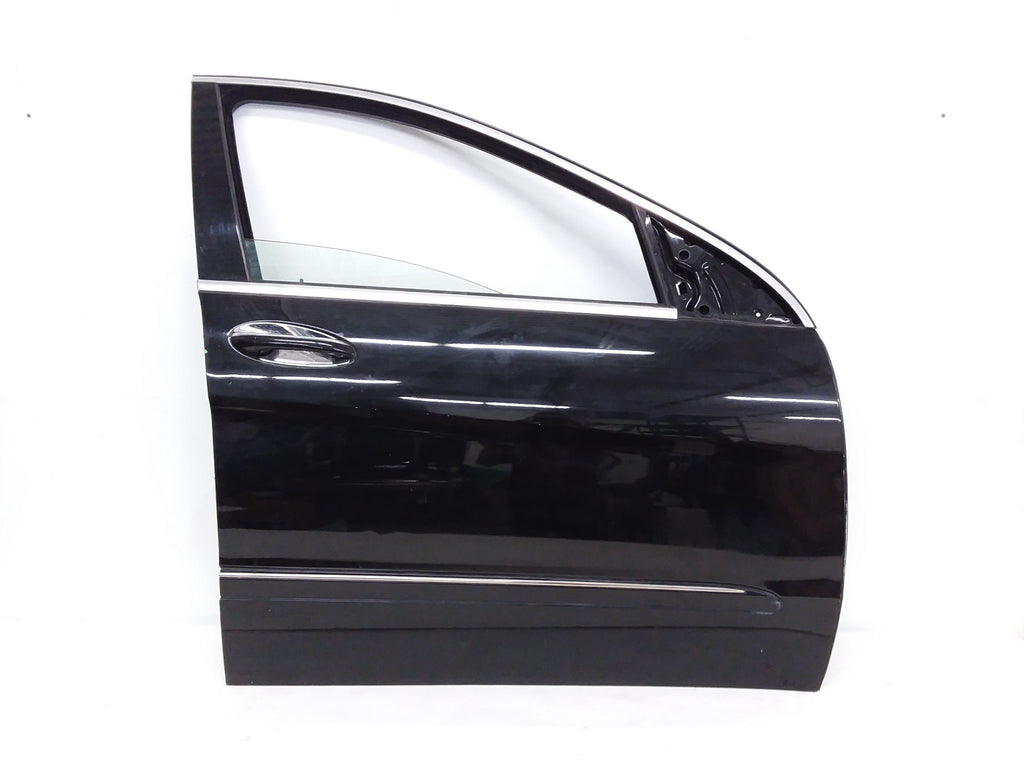 2006 - 2010 MERCEDES-BENZ R320 R350 R500 FRONT RIGHT PASSENGER DOOR BLACK OEM