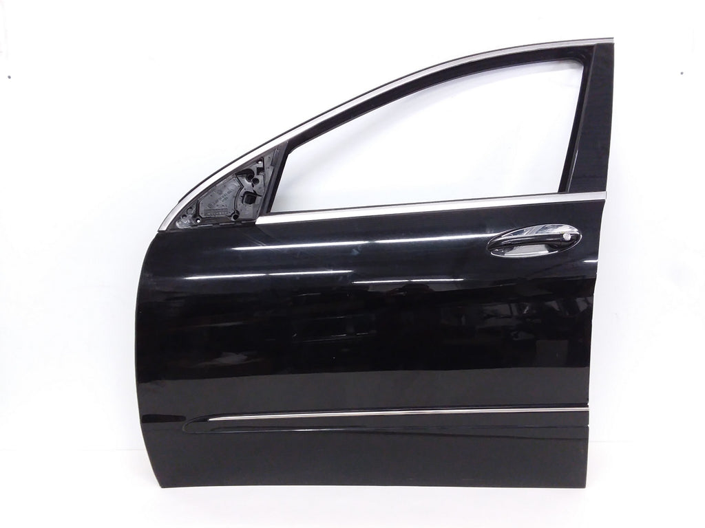 2006 - 2010 MERCEDES-BENZ R320 R350 R500 FRONT LEFT DRIVER DOOR BLACK OEM