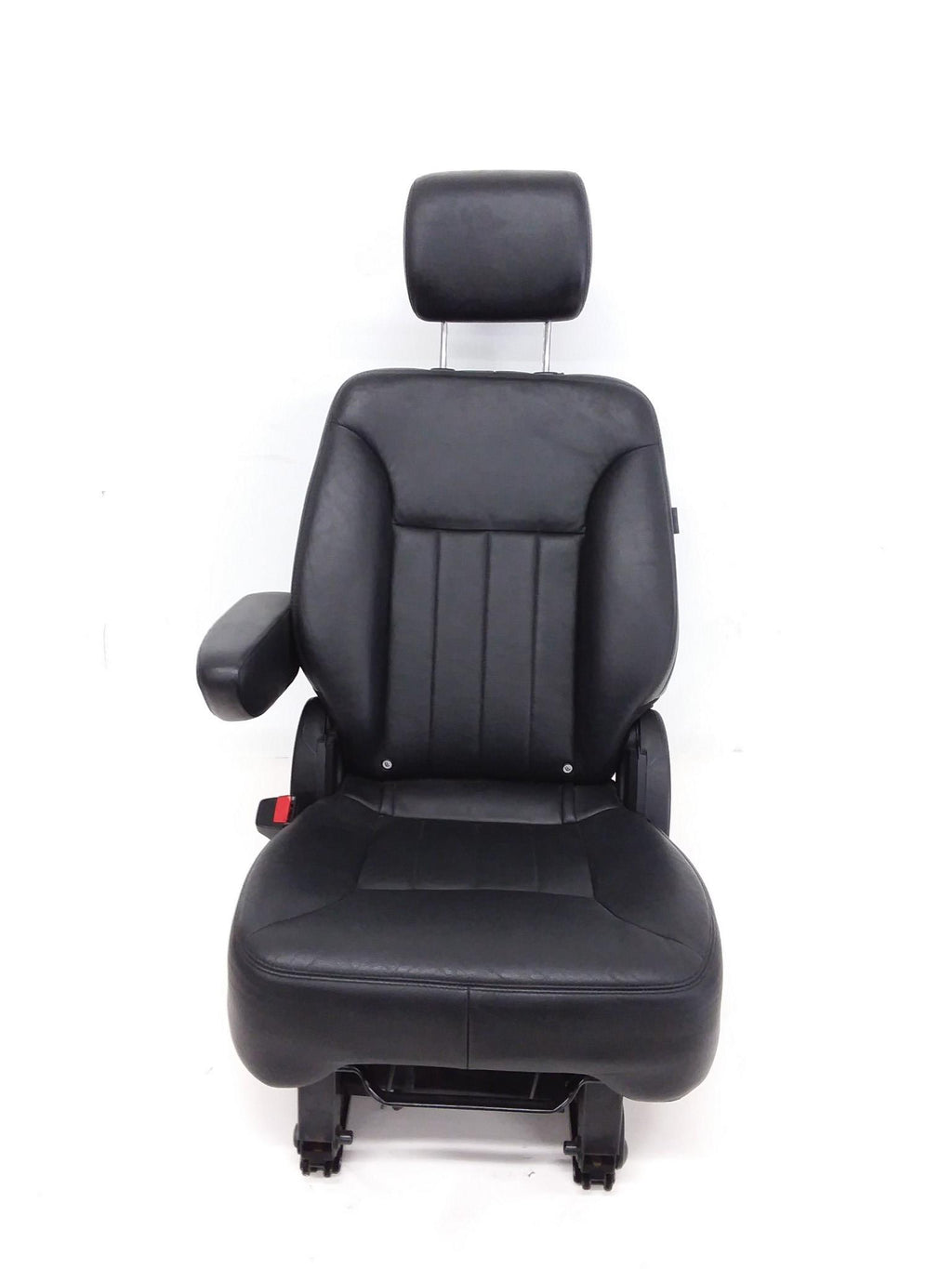 2006 - 2007 Mercedes-Benz R350 Middle Left Seat Black Leather OEM