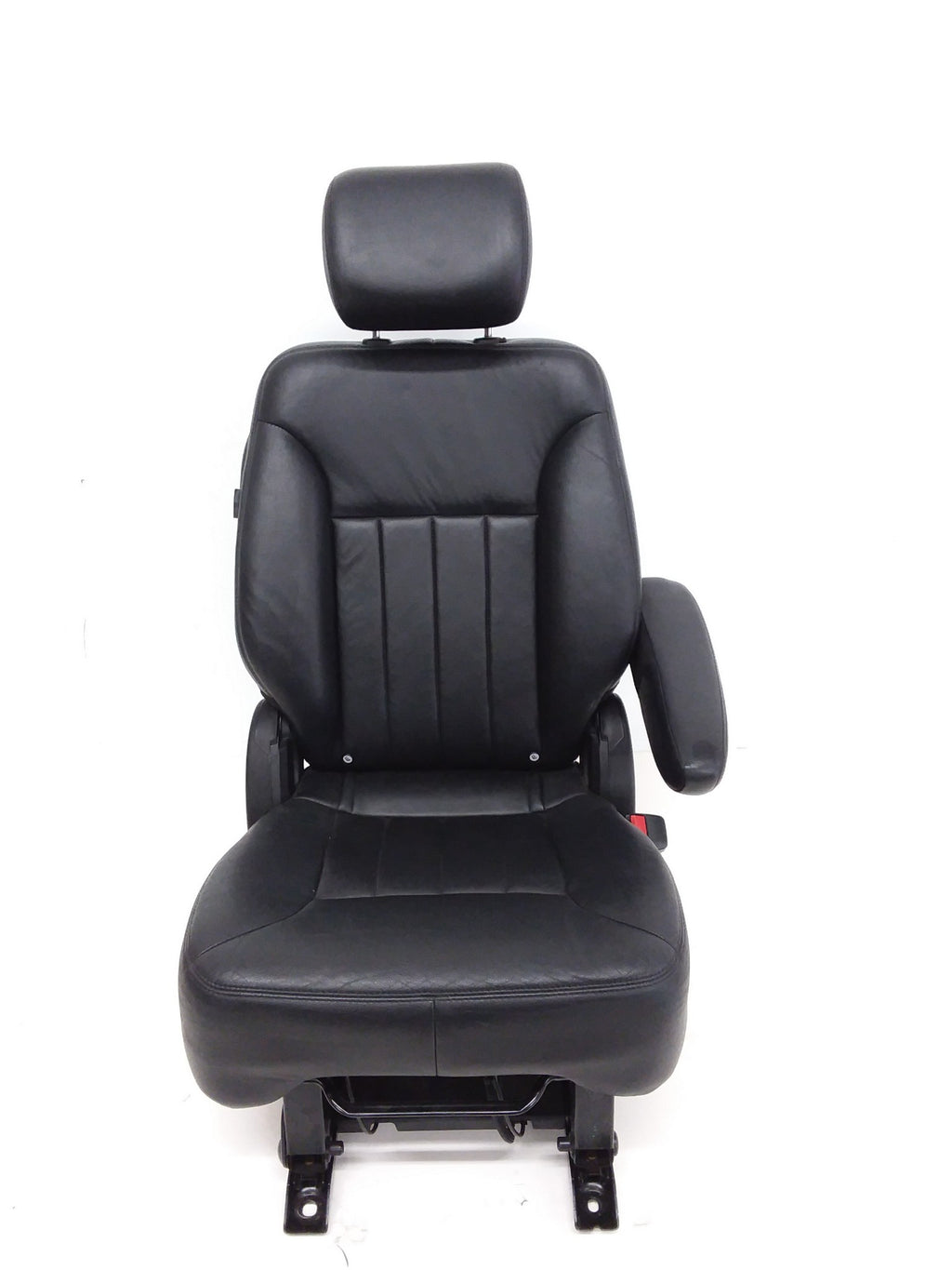 2006- 2007 Mercedes-Benz R350 Middle Right Seat Black Leather OEM