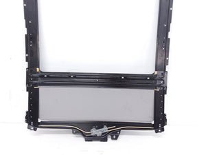 2004 - 2010 BMW E63 E64 645i 650i M6 SUNROOF ONLY FRAME W/O MOTORS OEM - Click Receive Auto Parts