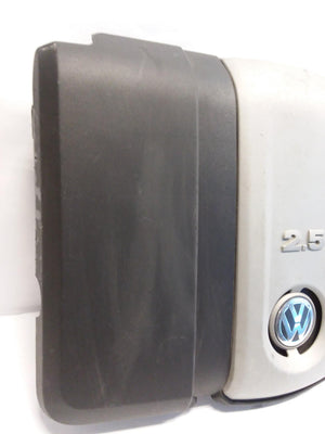 2005-2008 VOLKSWAGEN JETTA 2.5L ENGINE COVER AIR INTAKE CLEANER 07K129601E
