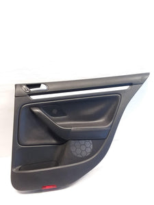 2005 - 2010 Volkswagen Jetta Rear Right Passenger Door Panel Trim 1K4868116 OEM